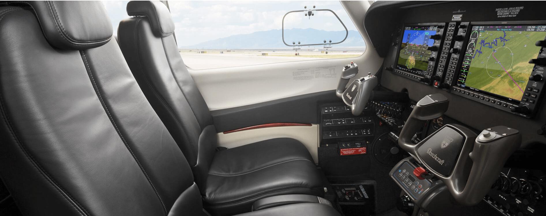 bonanza G36 avionics
