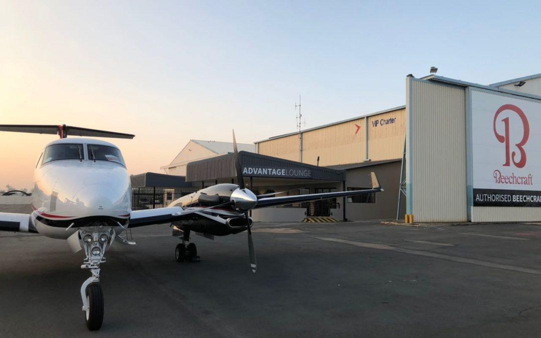 King Air 350i demo tour 27 March – 5 April 2018