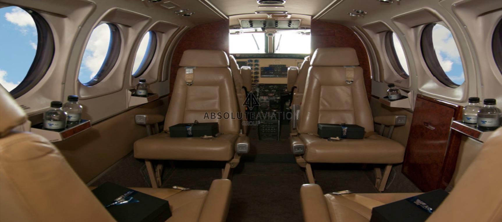 1978 BEECHCRAFT KING AIR C90_2