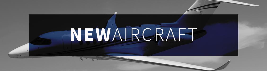 Heading: New Aircraft Sales